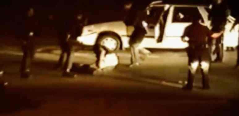 Rodney King Beating
