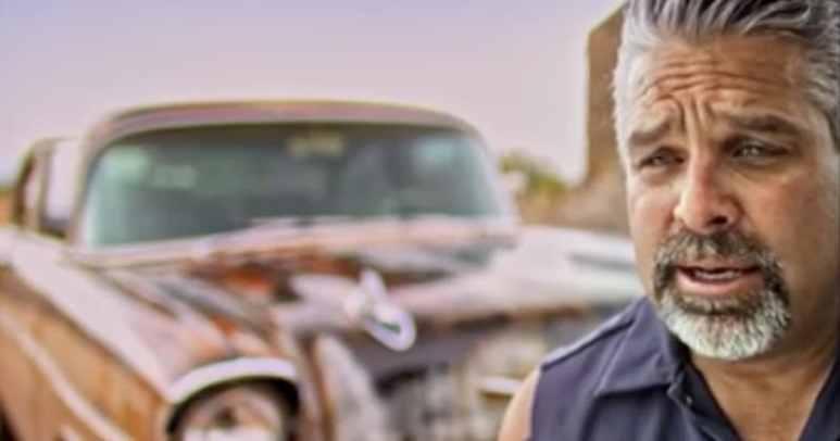 "Steve talks about ""The Cowboy"" on Vegas Rat Rods"