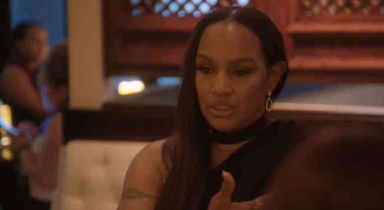 Jackie talks about feeling isolated on Basketball Wives