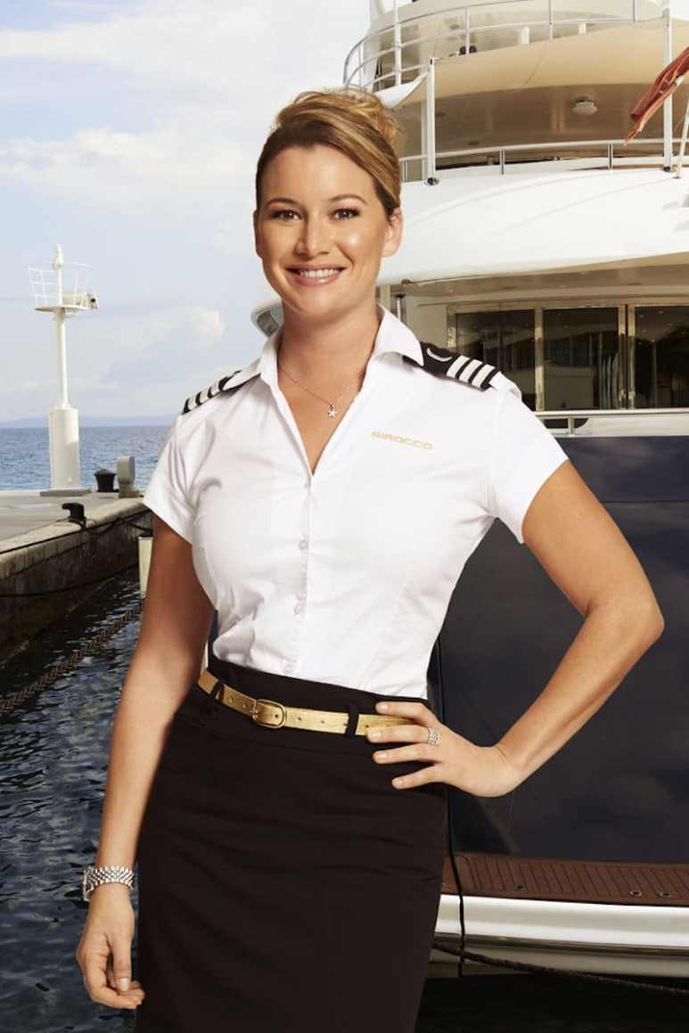Hannah on Below Deck Mediterranean