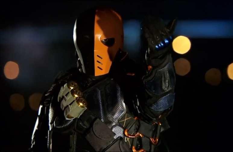 Deathstroke on Arrow