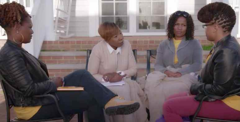 One mother and six daughters struggle to come together