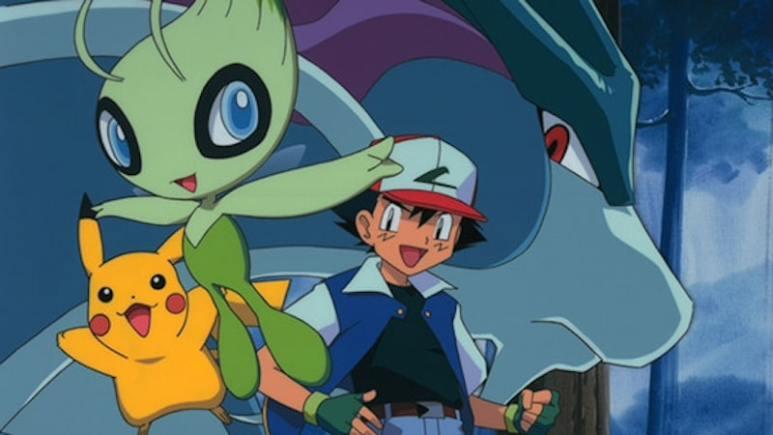 Artwork for the movie Pokémon 4Ever
