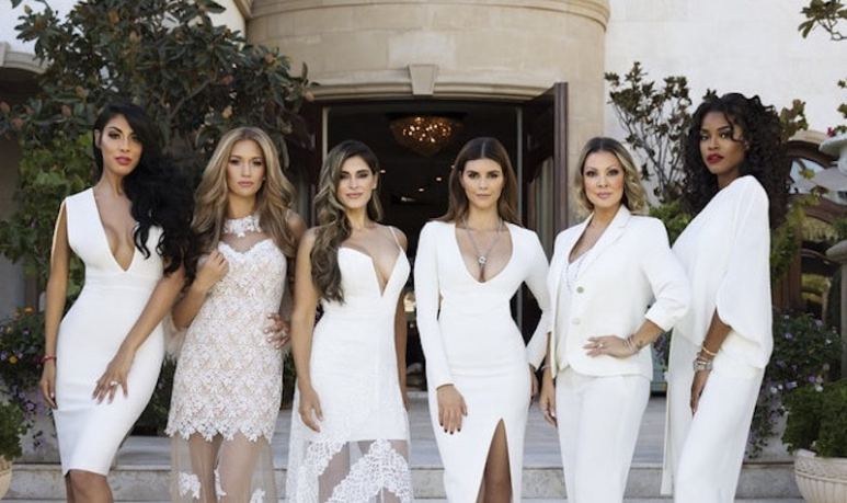 The Second Wives Club cast