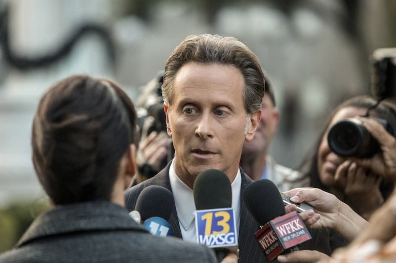 Steven Weber as Mayor Douglas Hamilton in the Down The Rabbit Hole episode of NCIS: New Orleans