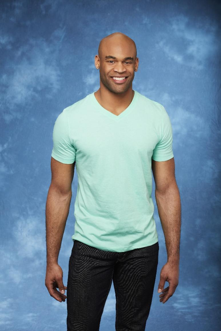 Anthony from The Bachelorette