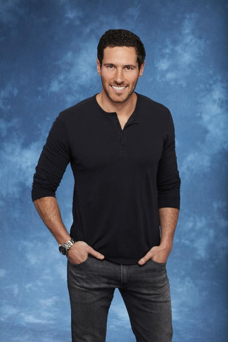 Jack Stone from from The Bachelorette