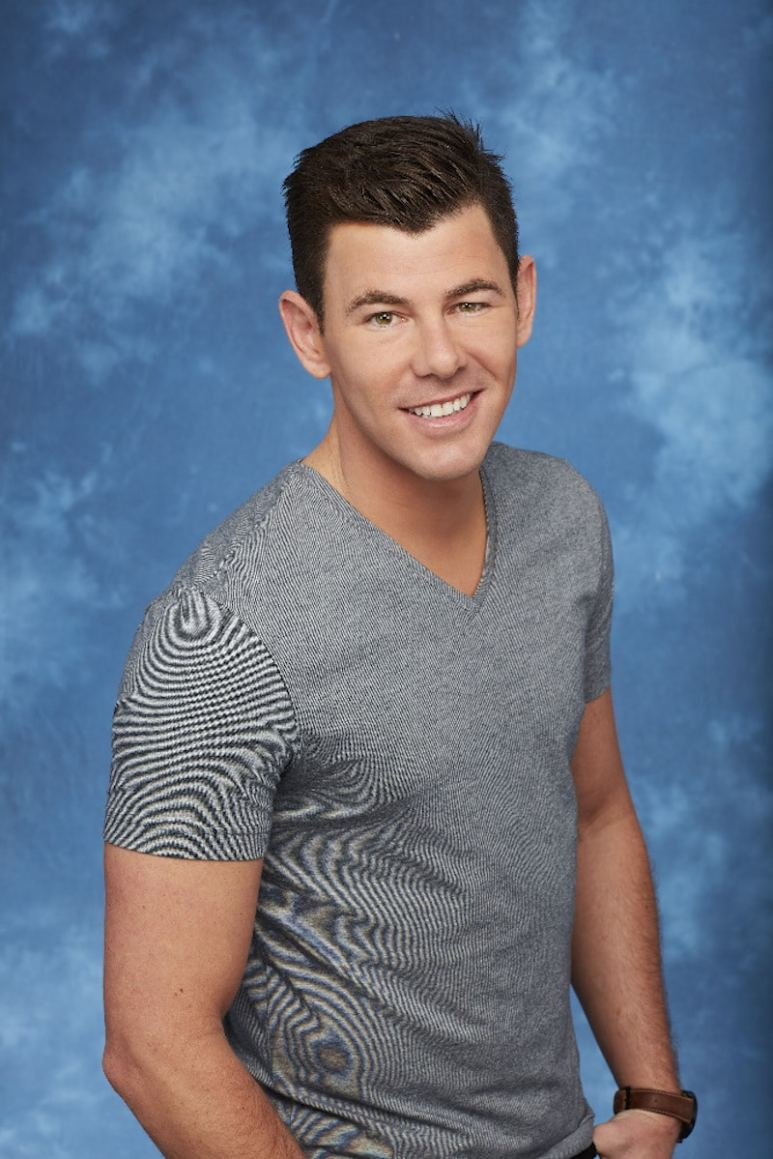 Lucas from The Bachelorette