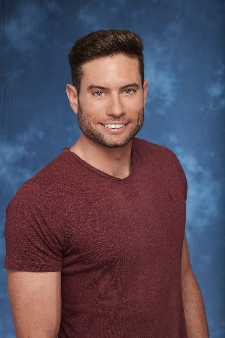 Bryce from The Bachelorette