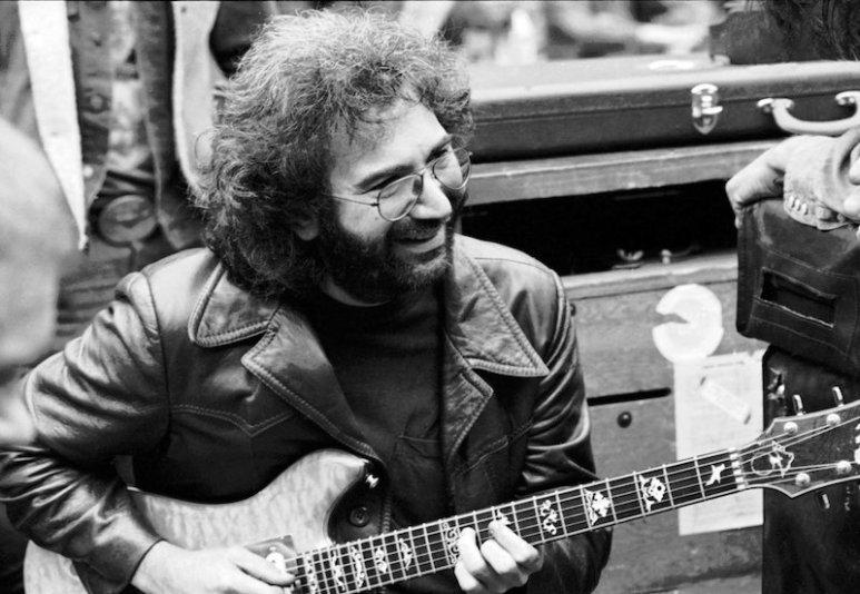 Jerry Garcia in Long Strange Trip