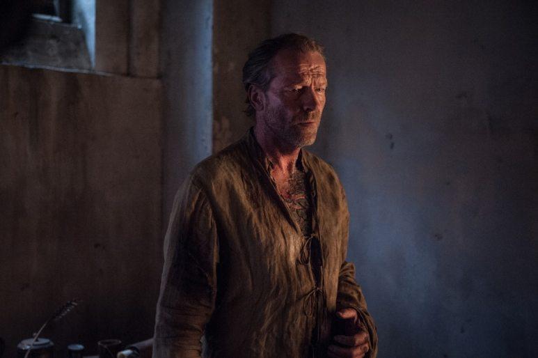 Iain Glen (Jorah Mormont)
