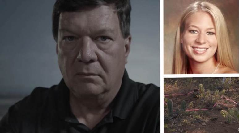 Pictures of Dave Holloway, Natalee Holloway and the 'body site'