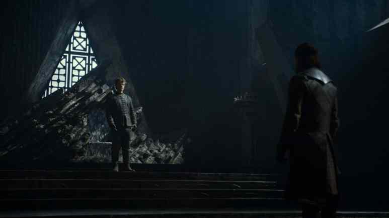 Theon Greyjoy, Jon Snow