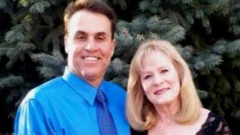 Harold and Toni Henthorn