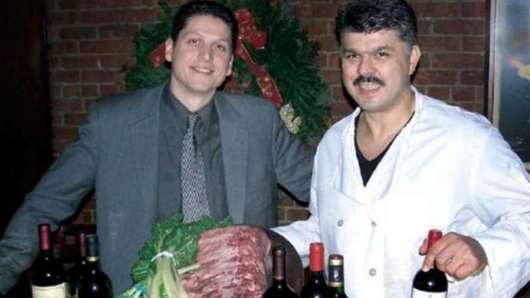 Marash Gojcaj  and Joe Vulevic