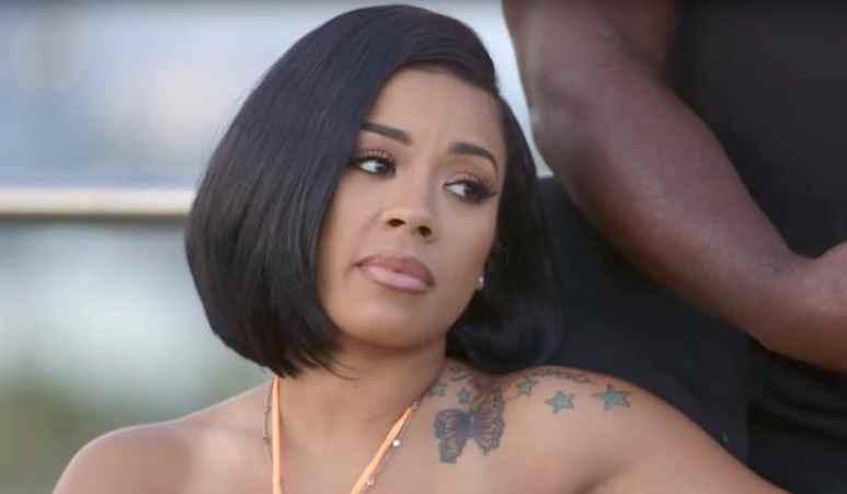 Keyshia Cole speaking on Love & Hip Hop Hollywood