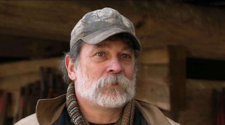 Preston Roberts on Mountain Men