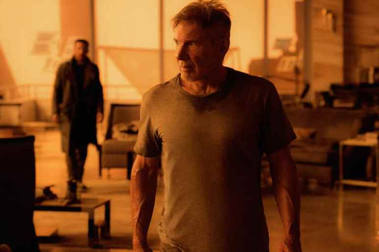 Harrison Ford - Blade Runner 2049