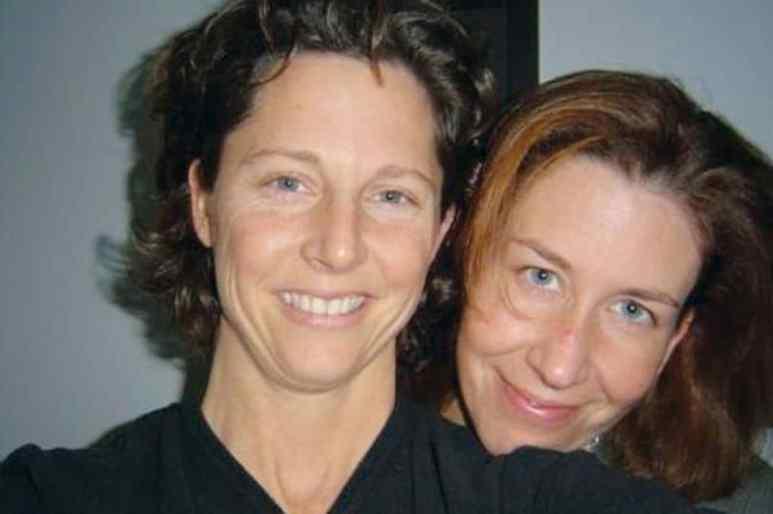 Cara Rintala and Annamarie Cochrane