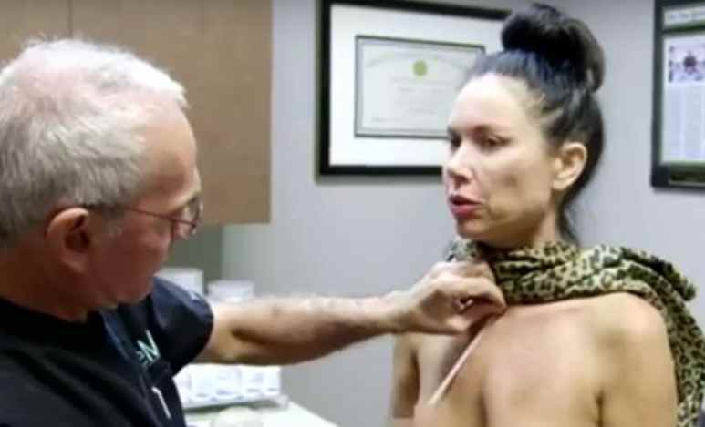 LeeAnne Locken gets breast surgery check-up on The Real Housewives of Dallas
