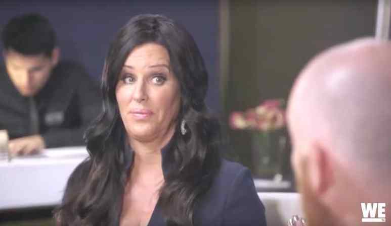 Patti Stanger on Million Dollar Matchmaker