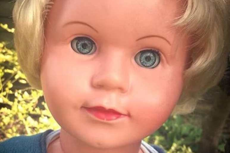 Peggy the doll