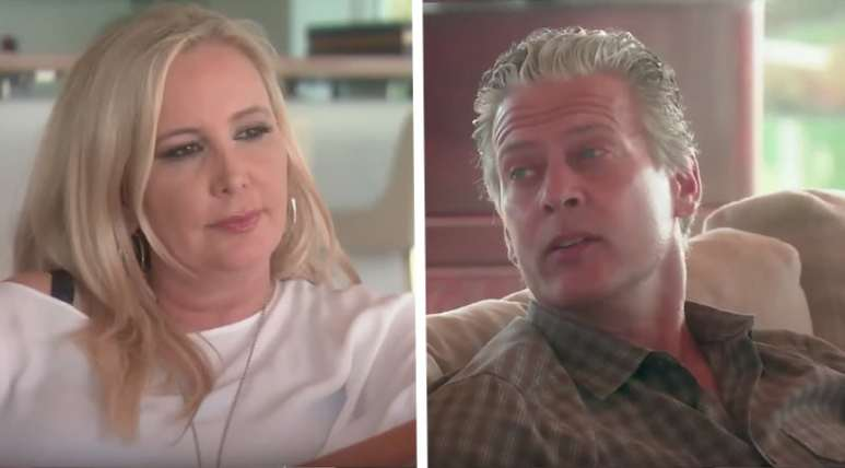 Shannon Beador and David Beador on The Real Housewives of Orange County