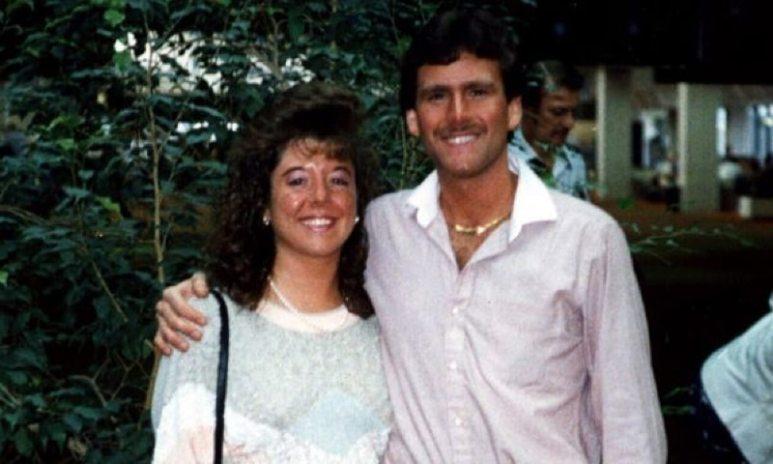 Lisa Solomon and husband Matthew