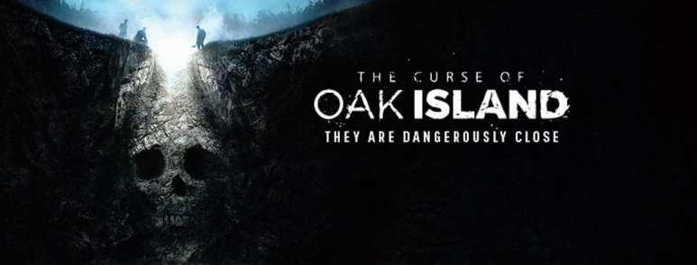 Oak Island Season 4 artwork