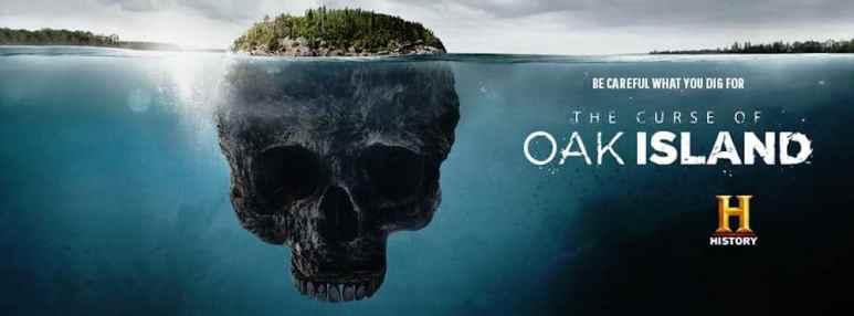 Oak Island Season 3 artwork