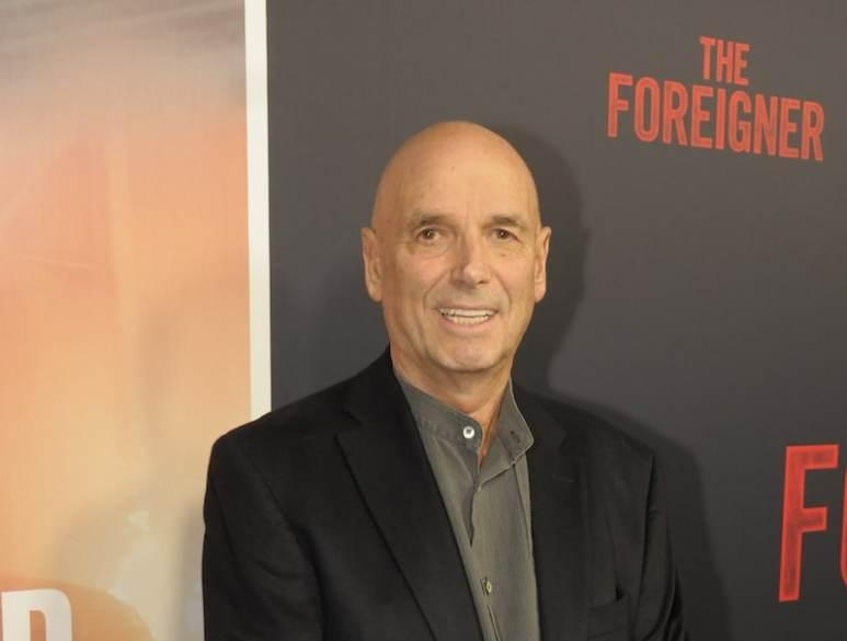 Director Martin Campbell