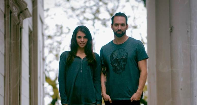 Elizabeth Saint and Nick Groff will feature on new online streaming channel TheHaunted.Space