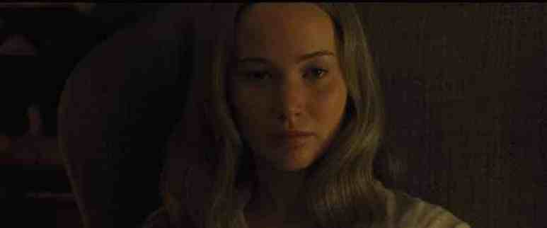 Jennifer Lawrence IS Mother