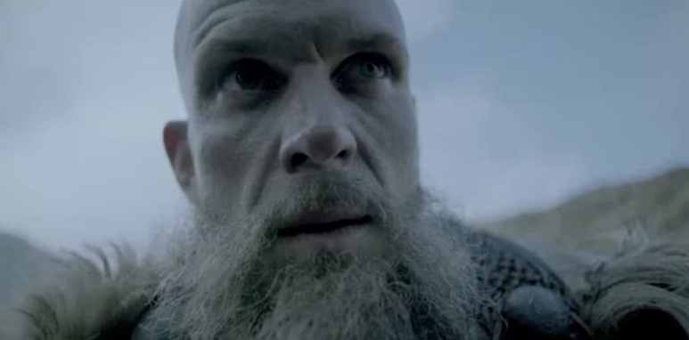 Floki continues his physical and spiritual journey