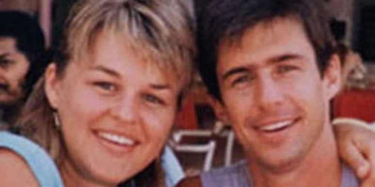 Sherri Rasmussen and husband John