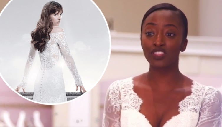 Brianna on Say Yes to the Dress