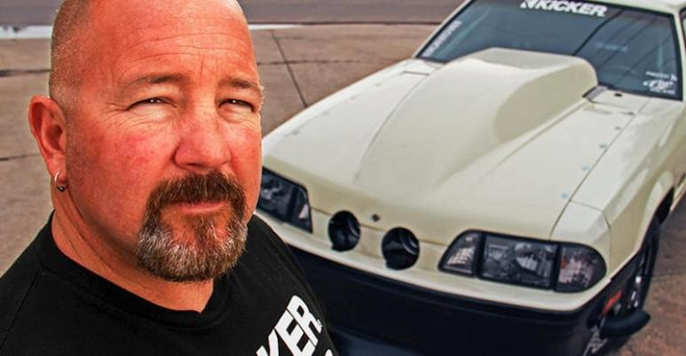Chuck, who will be race master on Street Outlaws: No Prep Kings