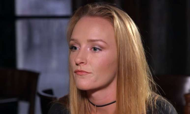 Maci Bookout on Teen Mom OG