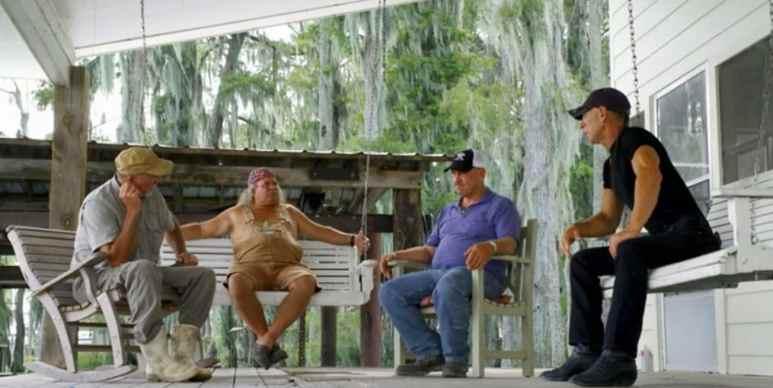 Daniel Edgar, Bruce Mitchell, Troy Landry, RJ Molinere