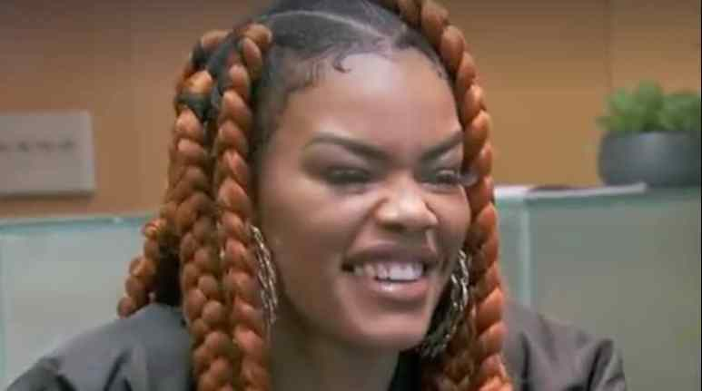Teyana Taylor on The Rap Game