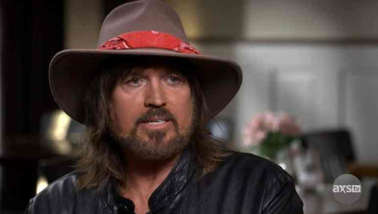 Billy Ray Cyrus on The Big Interview with Dan Rather