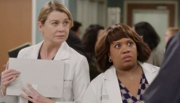 Grey's Anatomy gets visit from immigration: Season 14 ...