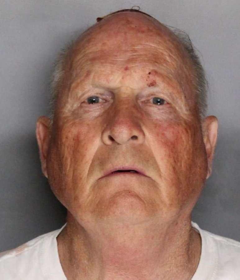 72-year-old Joseph James DeAngelo