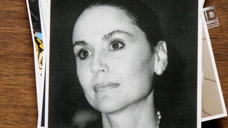 Joy Silverman, in a still from Vanity Fair Confidential