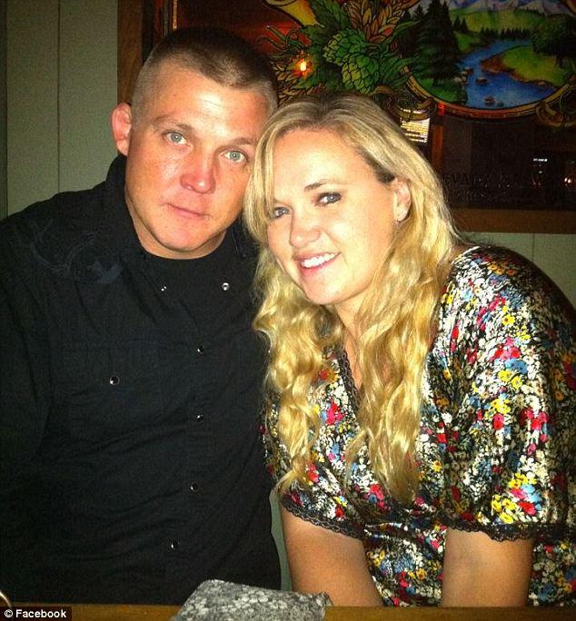 Robert Earley with Emily Lambert