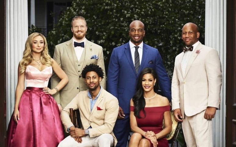 The Southern Charm New Orleans cast