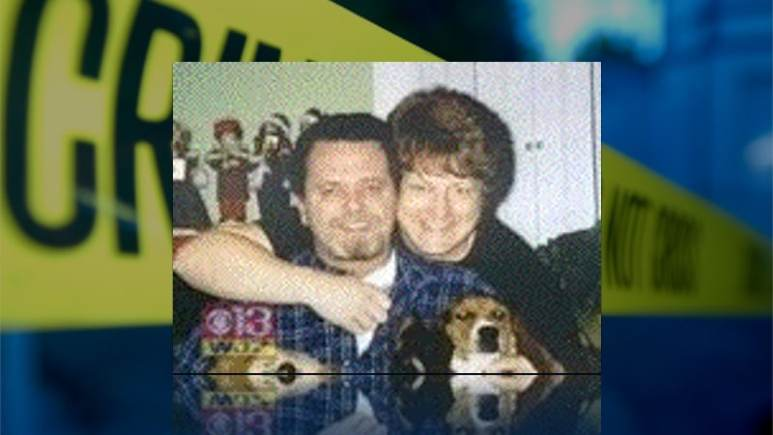 Cindy McKay with Tony Ferretti