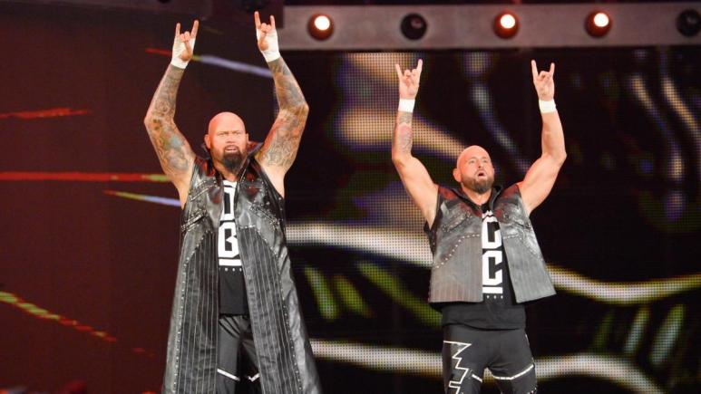 Who is Karl Anderson's wife?