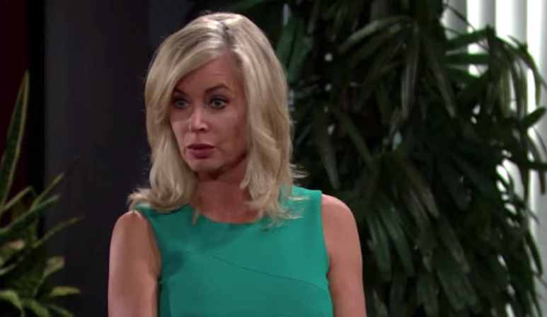 Ashley on The Young and the Restless
