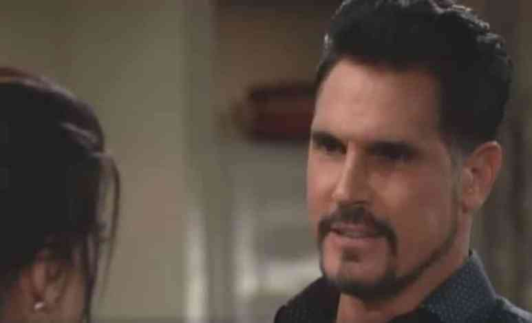 Bill and Steffy on The Bold and the Beautiful
